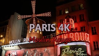 Ultra HD 4K Paris Travel France Tourism Moulin Rouge Entertainment Sight UHD Video Stock Footage(PARIS in 4K Playlist: https://goo.gl/WhXv5T FRANCE in 4K Playlist: https://goo.gl/Sqnrjf EUROPE in 4K Playlist: https://goo.gl/pnjrvi In this travel reel are ..., 2016-02-10T10:59:11.000Z)