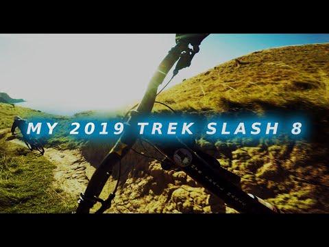 d0aaf3f8b0d 2019 Trek Slash 8 Bike Check And Short Term Review   MTB Trail Magic