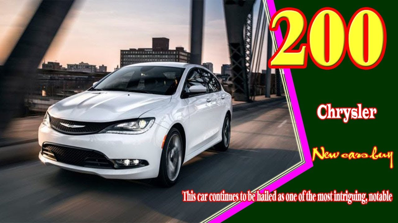 2020 Chrysler 200 Convertible Images