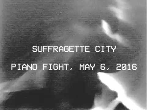 Suffragette City - PianoFight