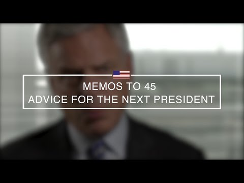 Jon Huntsman's Advice for the Next President | #45should