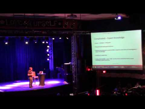 Configuration Management in the Enterprise - Puppet Camp Dal
