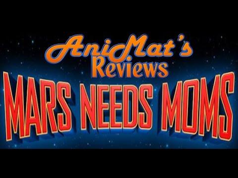 Mars Needs Moms - AniMat's Reviews