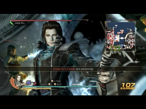 Dynasty Warriors 8: Xtreme Legends - Jia Chong 6 Star Weapon Guide
