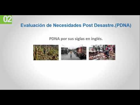 Marco de Recuperación Post Desastre(3)