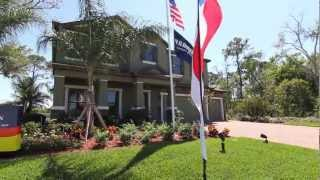 The Summit (opt. 3-car Garage) At Ashley Oaks By Dr Horton - New Homes In Palm Shores, Florida