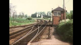 RAIL MOVEMENTS AT HENLEY IN ARDEN EARLY 70's ??? Thumbnail