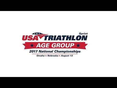 2017 Age Group National Championships | Sprint-Distance race in Omaha, Nebraska