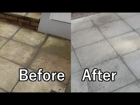 How to Clean Flagstones CHEAPLY