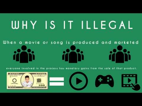 File Sharing and Illegal Downloading