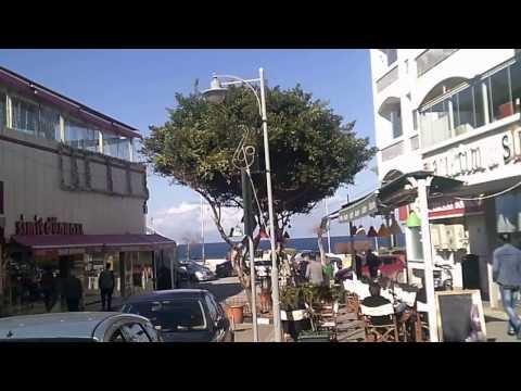 Old Town Kyrenia Northern Cyprus