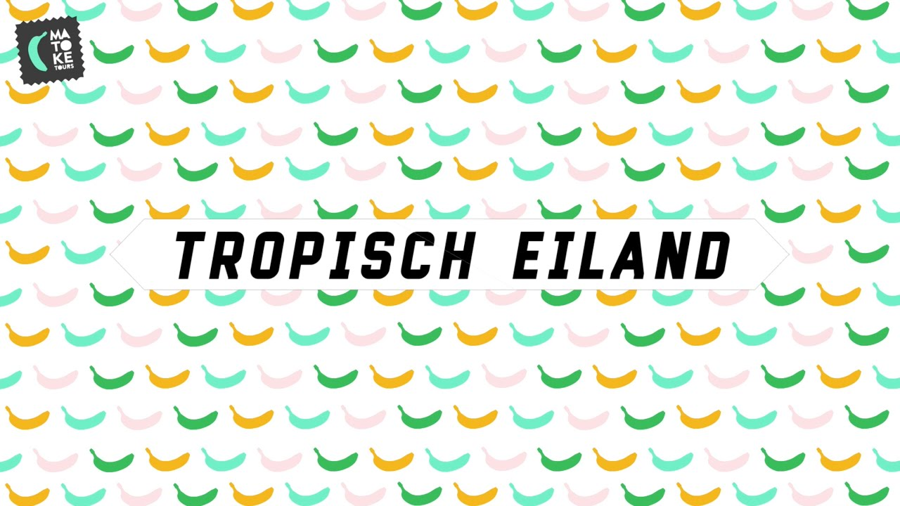 Matoke Moments: Tropisch Eiland