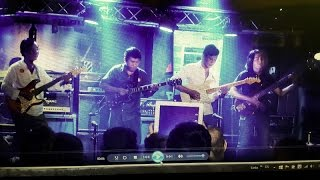 Event Guitarist Connect 2015 = Hòa Tấu 3 guitar lead và 1 guitar bass