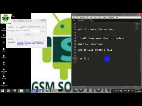 How to Enable USB Debugging Mode ADB on FRP Locked Samsung Devices To Remove
