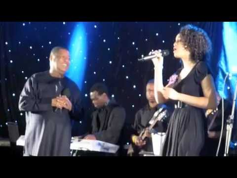 Ron Kenoly with Rebecca- Hallowed Be your Name