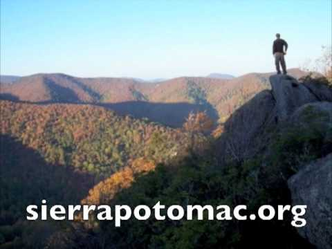 Sierra Club Potomac Region Outings