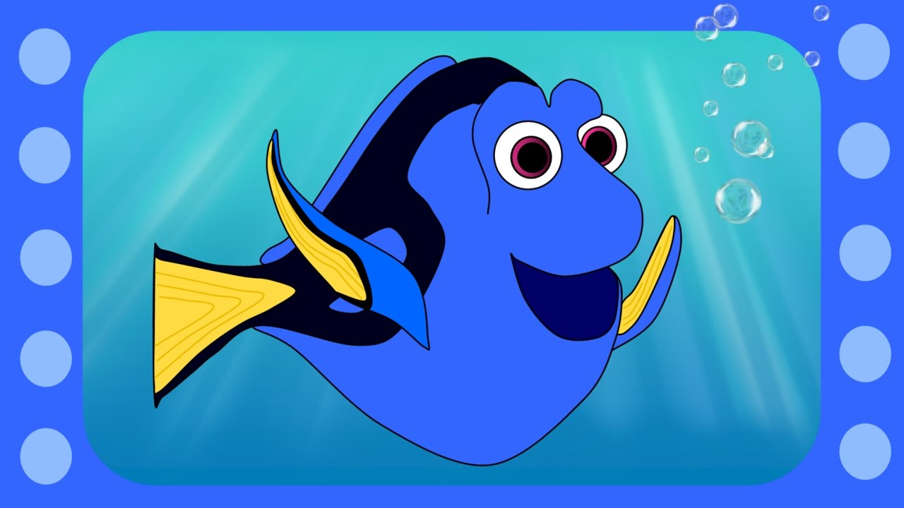 Dory Vis What Kind Of Fish Is Dory