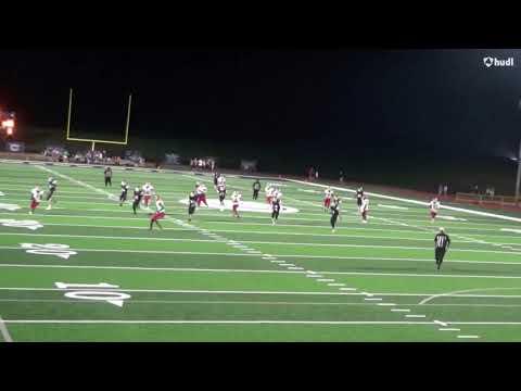 """Kaleb """"Dub"""" Williams (Drew Central High School) Highlights"""