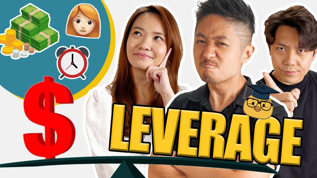 How To Leverage | Chicken Genius, Benny, Qiuyu | Café Money EP 21