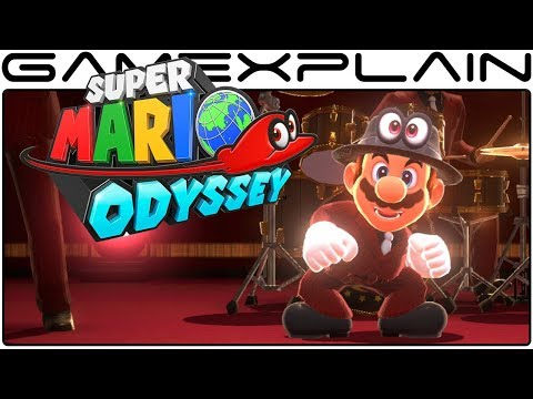 Data Miners Discover New Costumes in Super Mario Odyssey