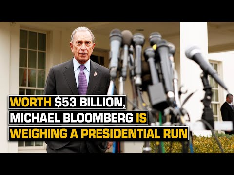 Bloomberg Could Buy the White House to Kill a Wealth Tax