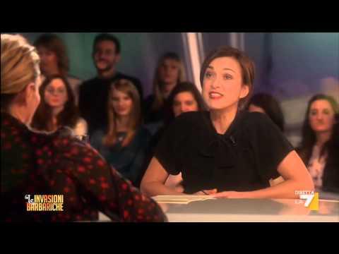 L'intervista barbarica a Simona Ventura