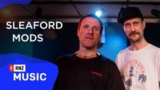 Sleaford Mods - 'Jobseeker' live at RNZ