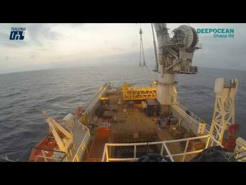Deepocean Ghana GEM 2016