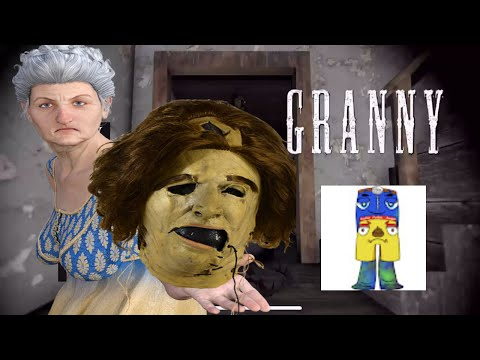 NOOBS PLAY GRANNY FROM START LIVE