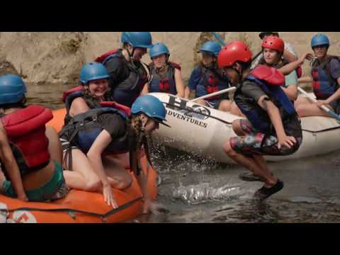 Welcome to Mount Madonna: Rafting Trip 2017