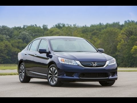 2014 Honda Accord Touring Start Up And Review 3.5 L V6