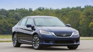 2014 Honda Accord Touring Start Up and Review 3.5 L V6