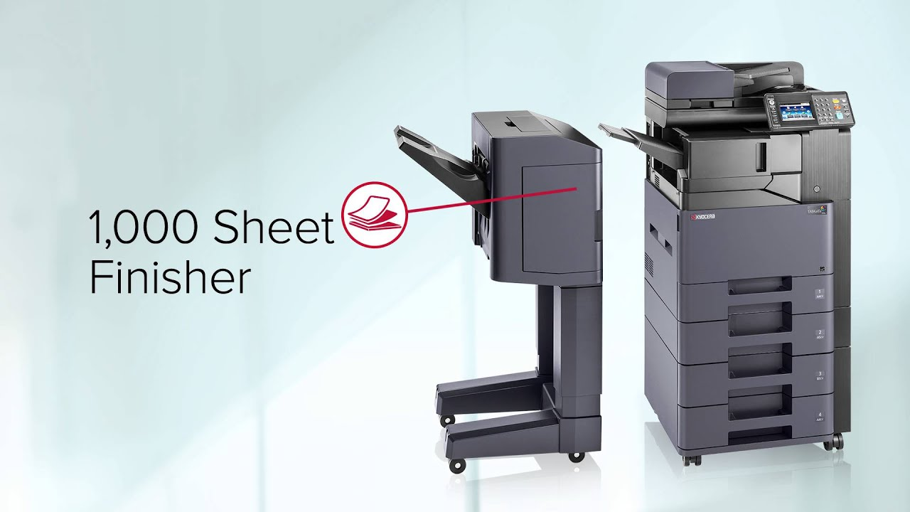 Kyocera MFP's - UNITED BUSINESS MACHINES, INC
