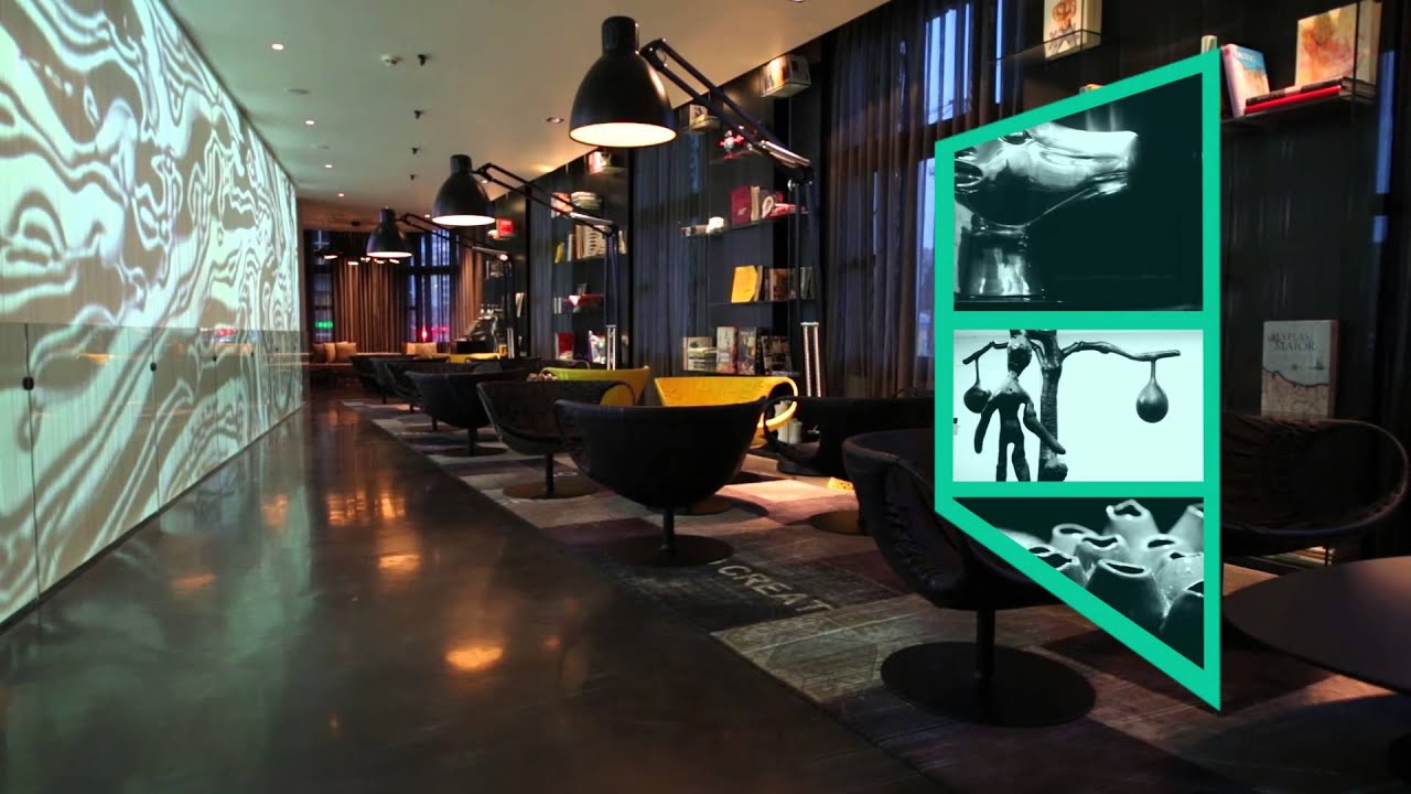 Art 39 otel amsterdam youtube for Art hotel amsterdam