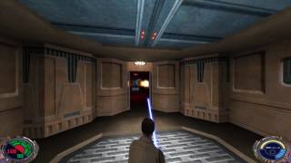 Star Wars Jedi Knight II: Jedi Outcast - (Level 11) Bespin Undercity