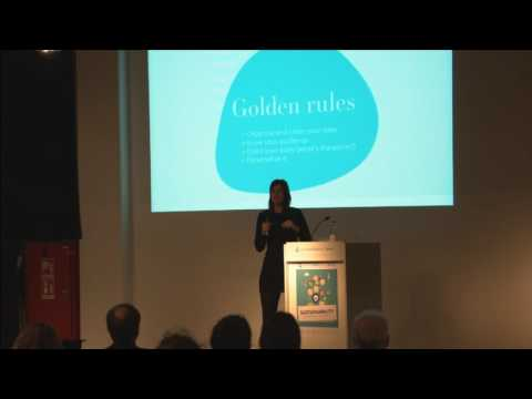 World Usability Day Berlin 2016 - Humanizing complex climate data: Killer UX for big impact