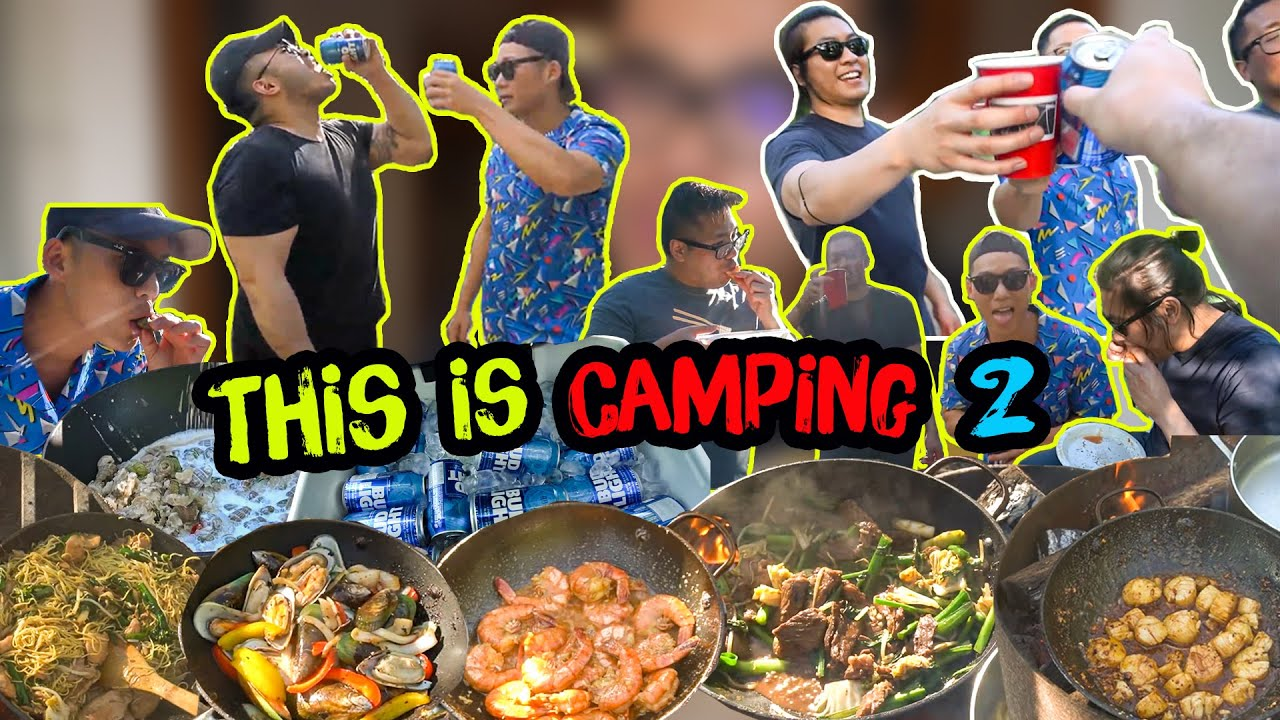 This is CAMPING 2