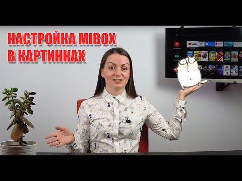Настройка Mibox в картинках. Все просто.