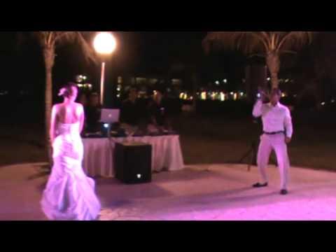 DANNY & AMANDA'S WEDDING DANCE