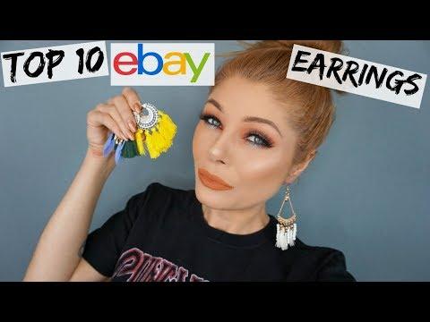 My Top 10 Ebay Earrings