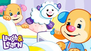 Laugh & Learn™ | Counting Sheep | Cartoons and Kids Songs | Learn ABCs + 123s | Nursery Rhymes |