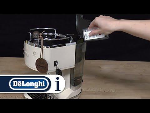 How to Descale Your De'longhi Icona Pump Espresso Coffee Machine