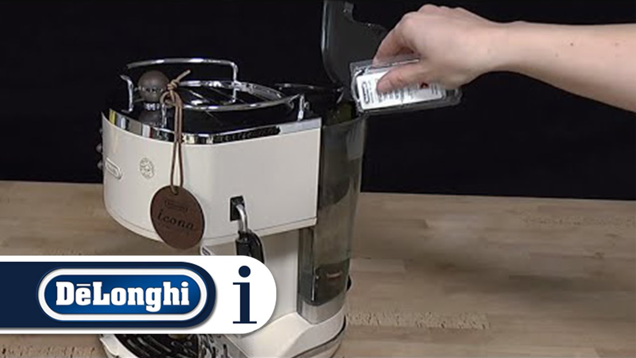 Electronic Delonghi Icona Pump Coffee Machine how to descale your delonghi icona pump espresso coffee machine machine
