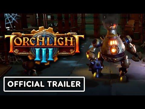 Torchlight 3 – Official Echonok Reveal Trailer   Summer of Gaming 2020