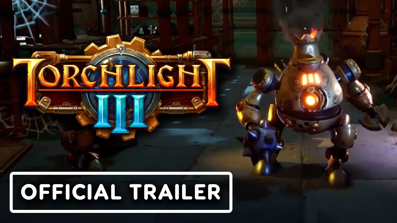 Torchlight 3 – Official Echonok Reveal Trailer | Summer of Gaming 2020