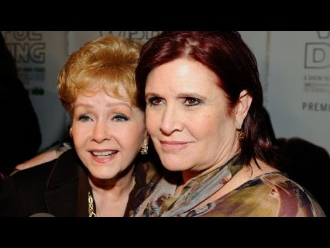 Debbie Reynolds And Carrie Fisher's Relationship