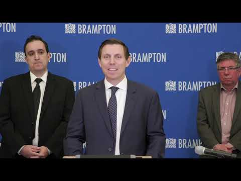 City of Brampton Press Conference #4: April 15, 2020