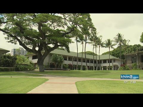 Punahou School fires teacher after sexual abuse allegations