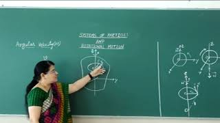 I PUC   Physics   Systems of Particles and Rotational Motion - 04