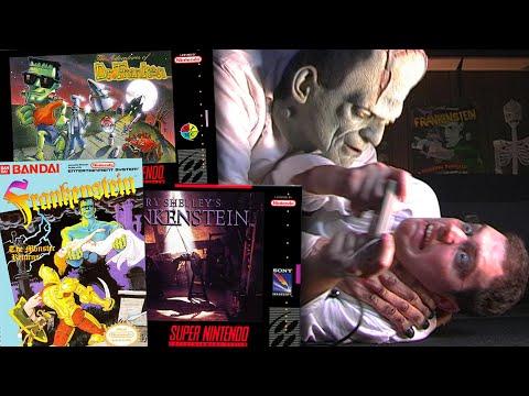 Frankenstein - Angry Video Game Nerd - Episode 58